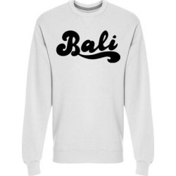 Bali Sweatshirt Men's -Image by Shutterstock (L), White(cotton) found on Bargain Bro Philippines from Overstock for $24.99