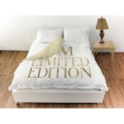 Oliver Gal 'Limited Edition Luxe' Duvet Cover (Twin), Gold, Oliver Gal Artist Co. found on Bargain Bro from Overstock for USD $93.13