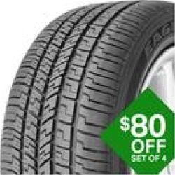 Goodyear Eagle RS-A - 245/45R20 99V found on Bargain Bro from samsclub.com for USD $136.59