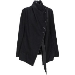 Suit Jacket - Black - Masnada Coats found on MODAPINS from lyst.com for USD $650.00