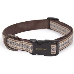 Pendleton Westerley Nylon Dog Collar, X-Large: 22 to 26-in neck, 1-in wide found on Bargain Bro Philippines from Chewy.com for $47.99