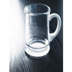 Majestic Gifts Inc. European 20 oz. Glass Mug found on Bargain Bro from Overstock for USD $30.77