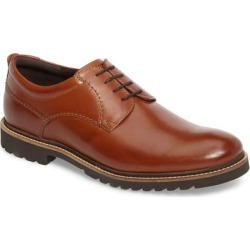 Marshall Buck Shoe - Blue - Rockport Lace-Ups found on Bargain Bro India from lyst.com for $120.00