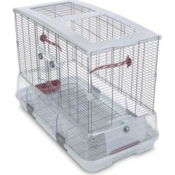 Hagen Vision Bird Cage for Canaries, Large found on Bargain Bro Philippines from petco.com for $189.99