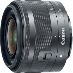 Canon EF-M 15-45mm f/3.5-6.3 IS STM- Graphite found on Bargain Bro from Crutchfield for USD $227.24