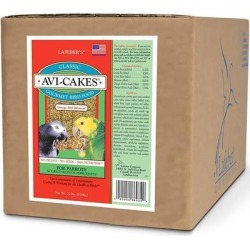 Lafeber's Classic Avi-Cakes for Parrots, 20 LBS found on Bargain Bro from petco.com for USD $94.99