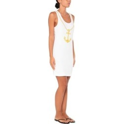 Beach Dress - White - Moschino Dresses found on Bargain Bro Philippines from lyst.com for $147.00