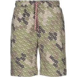 Bermuda Shorts - Green - Burberry Shorts found on Bargain Bro India from lyst.com for $355.00