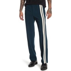 Side Stripe Joggers - Blue - Valentino Pants found on Bargain Bro from lyst.com for USD $266.00