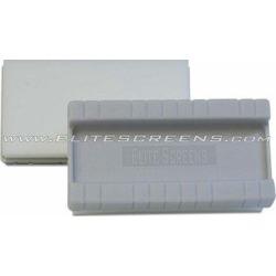 Elite Screens 2 Piece High Density White Board Screen Eraser Set, Size 5.5 H x 1.2 W x 5.5 D in | Wayfair ZER1 found on Bargain Bro Philippines from Wayfair for $24.00