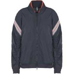 Jacket - Gray - Adidas By Stella McCartney Jackets found on Bargain Bro India from lyst.com for $106.00