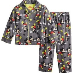 Disney's Mickey Mouse Toddler Boy 2 Piece Pajama Set, Toddler Boy's, Size: 5T, Multicolor found on Bargain Bro from Kohl's for USD $6.46