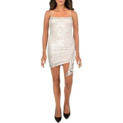 Likely Womens Whitney Bodycon Dress Mini Sequined - Silver found on MODAPINS from Overstock for USD $91.39