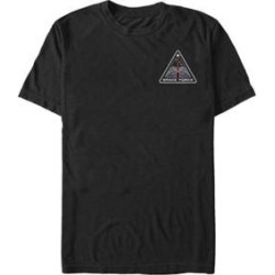 Space Force Black Space Force Force Badge Graphic T-Shirt found on Bargain Bro Philippines from belk for $24.50