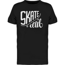 Skate Club Tee Men's -Image by Shutterstock (XL), Black found on Bargain Bro from Overstock for USD $11.39