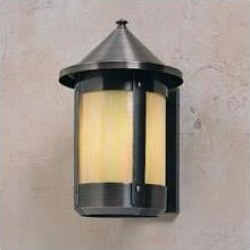 Arroyo Craftsman Berkeley 9 Inch Tall 1 Light Outdoor Wall Light - BS-6R-F-RB found on Bargain Bro from Capitol Lighting for USD $235.60
