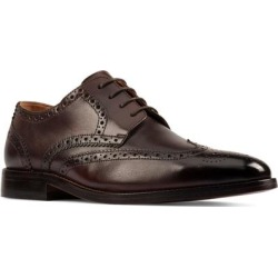 Clarks James Wingtip - Brown - Clarks Lace-Ups found on Bargain Bro India from lyst.com for $190.00