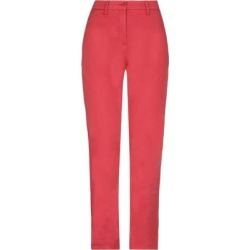 Casual Pants - Red - Aspesi Pants found on MODAPINS from lyst.com for USD $159.00