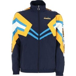 Jacket - Blue - Diadora Jackets found on MODAPINS from lyst.com for USD $83.00