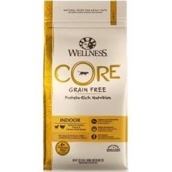 Wellness CORE Grain-Free Indoor Formula Dry Cat Food, 2-lb bag