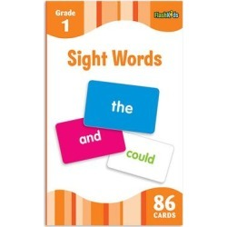 Flash Kids by Sterling Publishing Educational Workbooks - Sight Words Flash Card Set found on Bargain Bro from zulily.com for USD $4.02