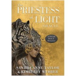 Penguin Random House Entertainment Books - The Priestess of Light Oracle Deck found on Bargain Bro from zulily.com for USD $11.77