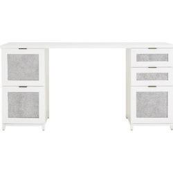 Hutton Standard Desk - Ballard Designs found on Bargain Bro Philippines from Ballard Designs for $1279.20