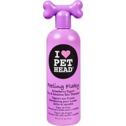 Pet Head Feeling Flaky Shampoo for Dry & Sensitive Skin found on Bargain Bro Philippines from Chewy.com for $9.99