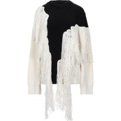 Jumper - Black - MSGM Knitwear found on MODAPINS from lyst.com for USD $500.00