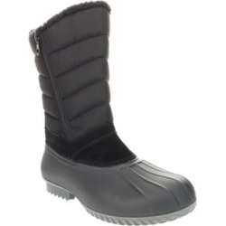 Women's Illia Cold Weather Boot by Propet in Black (Size 9 M) found on Bargain Bro from Woman Within for USD $64.59