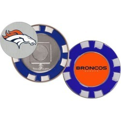 Denver Broncos WinCraft Golf Poker Chip found on Bargain Bro from nflshop.com for USD $8.35