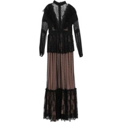 Long Dress - Black - W Les Femmes By Babylon Dresses found on Bargain Bro from lyst.com for USD $280.44