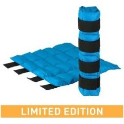 Horze Equestrian Cooling Horse Ice Wrap, Blue, 2 count found on Bargain Bro Philippines from Chewy.com for $69.99