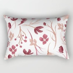 Rectangular Pillow | I Declare After All by Catarina Book Designs - Small (17