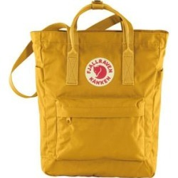 Fjallraven Backpacks & Bags Kanken Totepack Ochre One Size F23710160 Model: F23710-160 found on MODAPINS from campsaver.com for USD $95.00