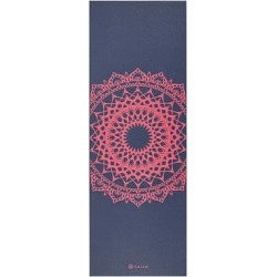 Gaiam Yoga Mats - Purple & Pink Marrakesh 4-mm Yoga Mat found on Bargain Bro Philippines from zulily.com for $16.97