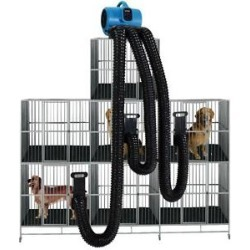 XPOWER X-800TF-MDK Professional 3 Speed Dog & Cat Grooming Dryer