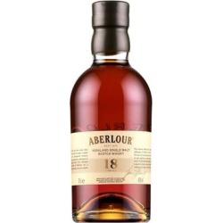 Aberlour Scotch Single Malt 18 Year 750ml found on Bargain Bro India from WineChateau.com for $152.95