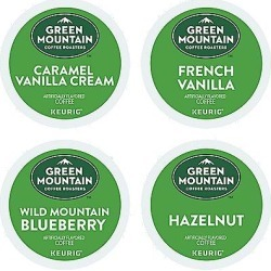 22 Ct Green Mountain Coffee Keu Kcup Flavor Variety 22Ct K-Cup® Pods. Coffee found on Bargain Bro from Keurig.com for USD $11.39