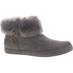 UGG Elowen - Womens 5 Grey Boot Medium found on Bargain Bro Philippines from ShoeMall.com for $139.95