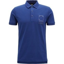 Hugo Boss World Soccer Cup Blue USA Pique Polo TShirt Mens (S), Men's found on MODAPINS from Overstock for USD $118.75