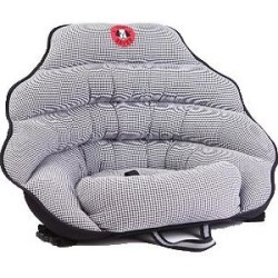 PupSaver Original Dog Car Seat, Black & White Houndstooth found on Bargain Bro Philippines from Chewy.com for $169.95