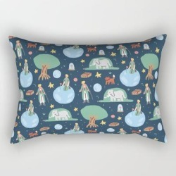 Rectangular Pillow | The Little Prince by Sara Maese - Small (17