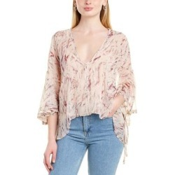 Iro Justie Silk Top found on MODAPINS from Overstock for USD $142.99