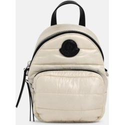 White Kilia Backpack - Natural - Moncler Backpacks found on Bargain Bro from lyst.com for USD $298.68