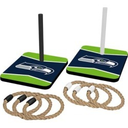 Seattle Seahawks Quoits Ring Toss Game found on Bargain Bro India from nflshop.com for $39.99