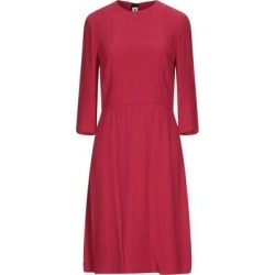 Knee-length Dress - Red - Marni Dresses found on MODAPINS from lyst.com for USD $309.00