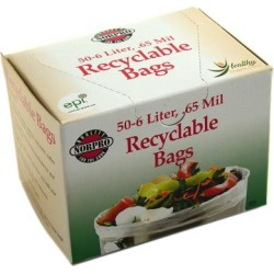 Norpro 85 50-count Compost Bags