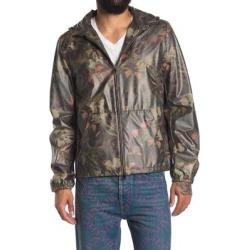 Windbreaker Jacket - Gray - Valentino Jackets found on Bargain Bro India from lyst.com for $850.00