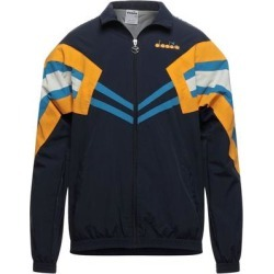 Jacket - Blue - Diadora Jackets found on MODAPINS from lyst.com for USD $77.00